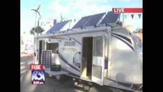 RV Solar Generator - Portable Solar Energy Generator