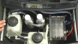 Portable 12 Volt HHO Torch
