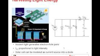Intro to Energy Harvesting