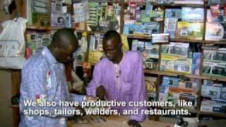 Mali video 04 (EN) - Jatropha Electricity