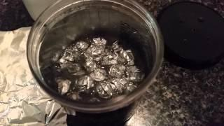 Hydrogen from aluminum part 1
