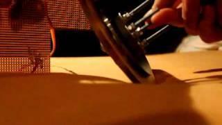 Diy Disc Generator - Mein selbst gebastelter Scheibengenerator