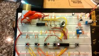 MSP430 Launchpad Project (code and schematics): DC Motor Controller using ADC and PWM