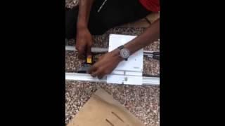 Installing Enphase micro inverter