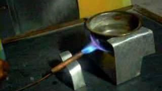 Hydrocarbon torch / stove vaporizer Brute and Force
