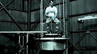 Flying Platform Experiment circa 1961 NASA Ducted Fan VTOL Aircraft