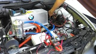 BMW E39 EV Conversion 40 Heater 02