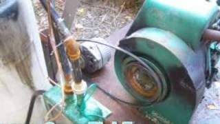 53 GEET fuel processor - Generator Project - How to build GEET Fuel Processor