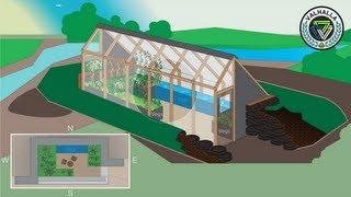 The Farm of the Future | Earthship Inspired Greenhouse | Valhalla Kickstarter Promo