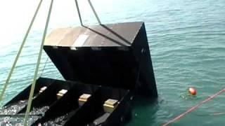 "Ocean Energy ""Wing Wave"" System"