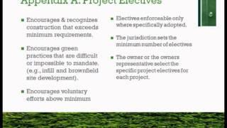 Introduction to the International Green Construction Code