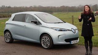 Renault Zoe electric car review 2014 | TELEGRAPH CARS