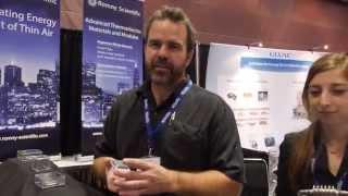 Romny Scientific interview at IDTechEx Energy Harvesting & Storage