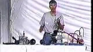 GEET Water Fuel Plasma Reactor Chamber Explained Part 1