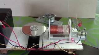 BEDINI SSG ELECTROMAGNETIC GENERATOR PROTOTYPE