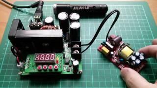 Mad Idea: High Voltage DC Power Transmission