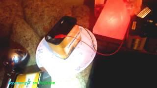 Recharging 12 Volt Non-rechargeable Battery with Bedini Charger