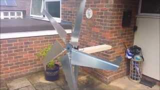 How to build: Efficient DIY Wind Turbine