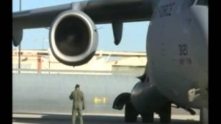 Edwards Air Force Base Alternative Fuels Flight