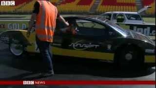 Australian university produces zero emissions sports car
