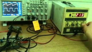 TL494 DC Motor PWM Control