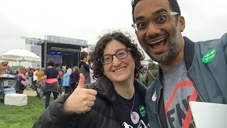 Live at the March for Science
