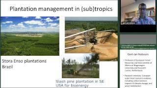 Economics of changing forest management practices as a mitigation measure