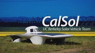 CalSol — The UC Berkeley Solar Vehicle Team