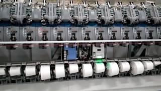 Vortex Voss || The Review of Textile Yarn Machine