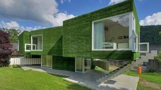 Green Home Design Ideas - Eco House