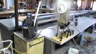 Biogas-fired Stirling engine!