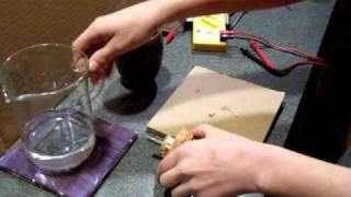 How to assemble a Baghdad Battery