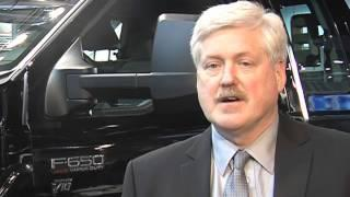 Ford makes case for alternative fuels
