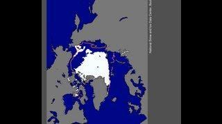 Artic Ice Melting Fast, Mainstream Media Ignoring