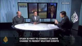Inside Story Americas - Extreme weather: Linked to climate change?