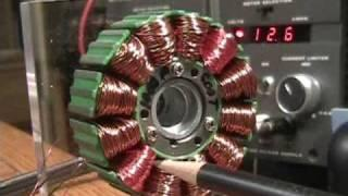 Bedini High Voltage Without D.C. Power Supply