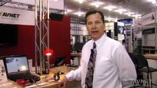 Avnet Wireless Sensor Networks with Energy Harvesting