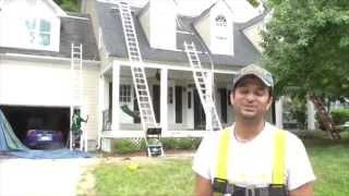 Raleigh Solar Shingle Installation by Sun Dollar Energy