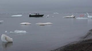 Challenges for sailors, businesses when Arctic ice melts