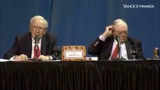 Warren Buffett on Renewable Energy & Subsidy