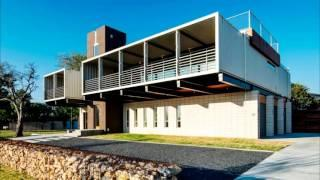 18 Homes Made From Shipping Containers