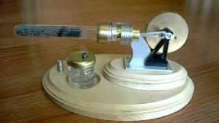 Lamina Flow Stirling Engine