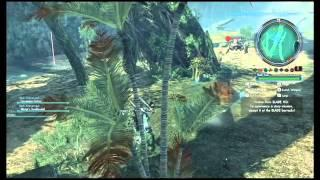 Xenoblade Chronicles X Item Locations (Sea Anemone Platter, HI9 Ion Thruster)