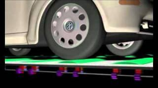 Electricity from road with kinetic energy. video 2.flv
