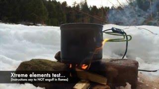 PowerPot V Review : Off-Grid Thermoelectric Generator (electricity from heat)