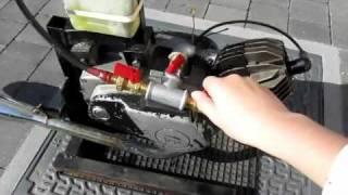 Homemade Vapor Carburetor