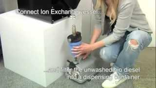 Simple BioDiesel Production Equipment