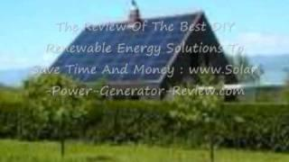 DIY Renewable Energy Solution Review