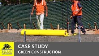 STEGO WRAP | Green Construction Benefits of Durable, Low-Permeance Vapor Barrier