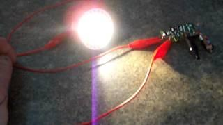 Fuji Circuit Joule Thief LED Light / 1